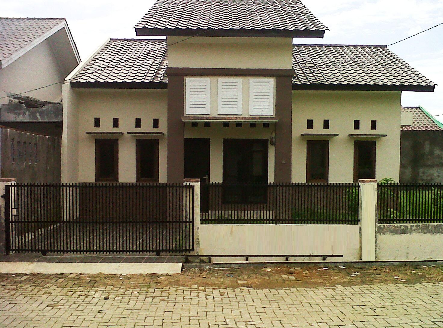Rumah Minimalis Type 70-120