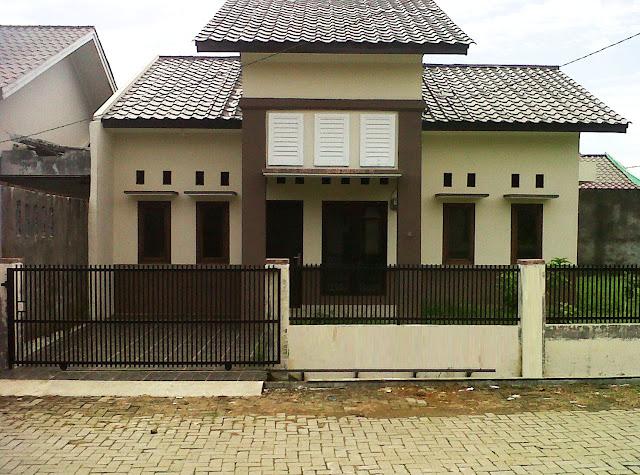 desain rumah tampak depan minimalis modern terbaru