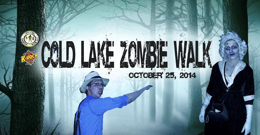 Cold Lake Zombie Walk