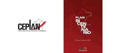 SUGERENCIAS AL PLAN BICENTENARIO - PLAN ESTRATÉGICO DE DESARROLLO NACIONAL - CEPLAN