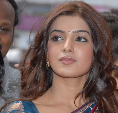 Samantha in Cool Saree