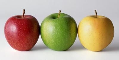 اكتشف فوائد أكل التفاح على الريق 1