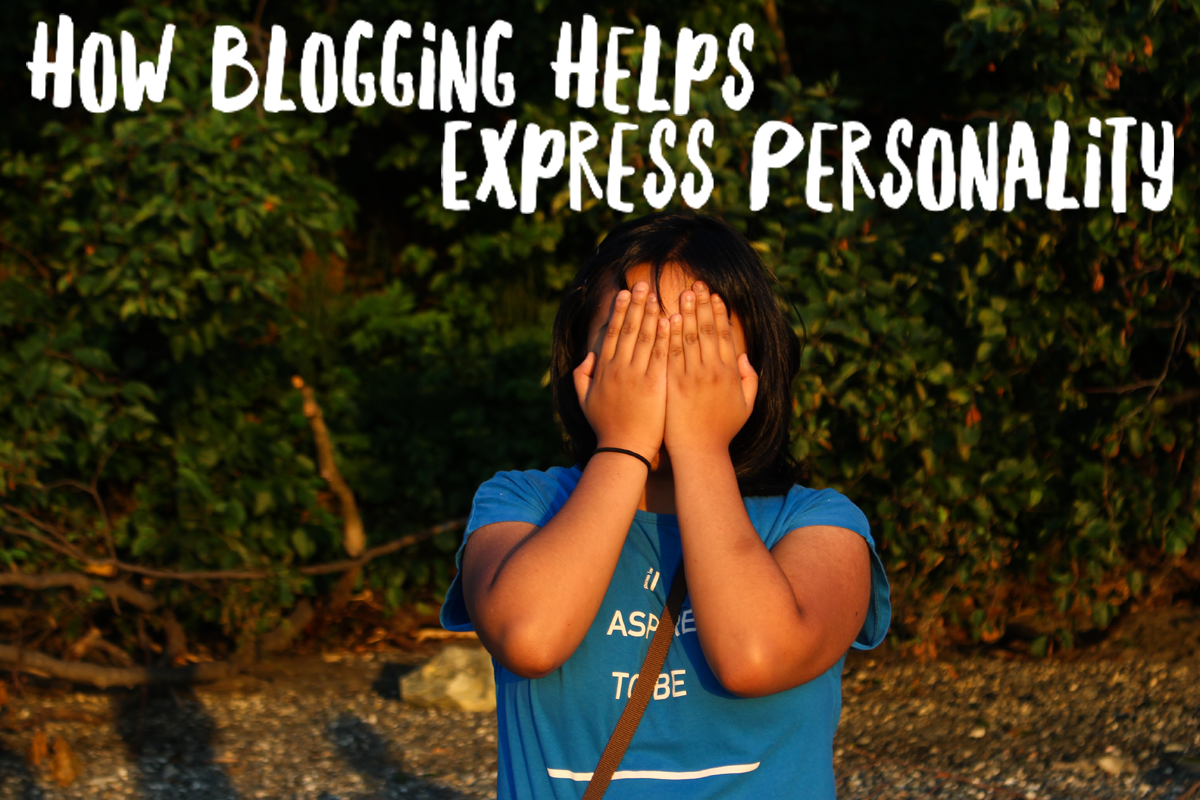 How Blogging Helps Express Personality