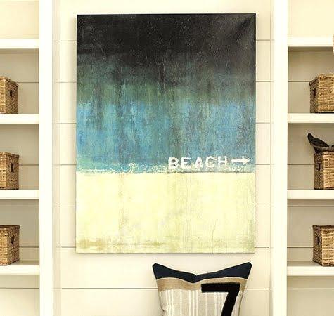 ocean beach ciclee by Samantha Carlisle