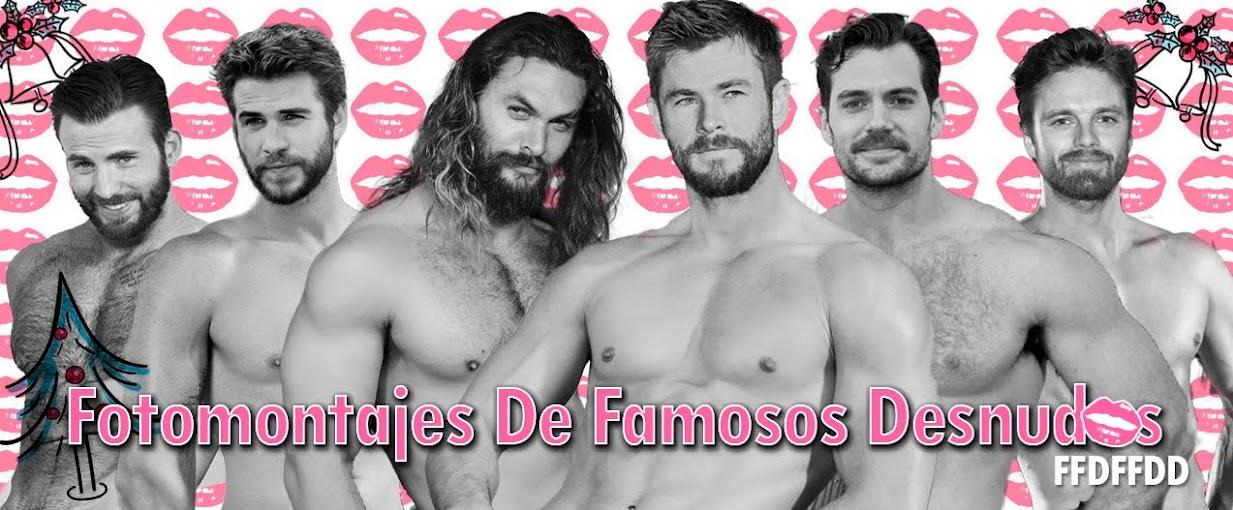 FOTOMONTAJES DE FAMOSOS DESNUDOS