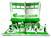 green apple books in san francisco, shop indie bookstores