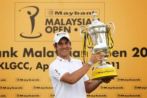 Golf Terbuka Malaysia Maybank 2015