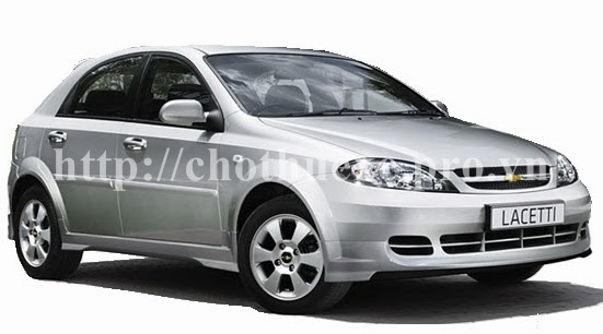 Cho thuê xe Chevrolet Lacetti EX 4 chỗ