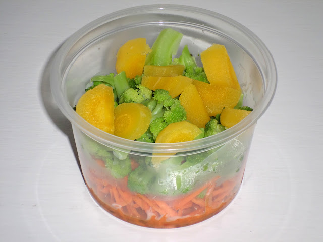 como fazer salada pote