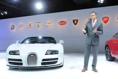 Bugatti Grand Sport Vitesse Rafale