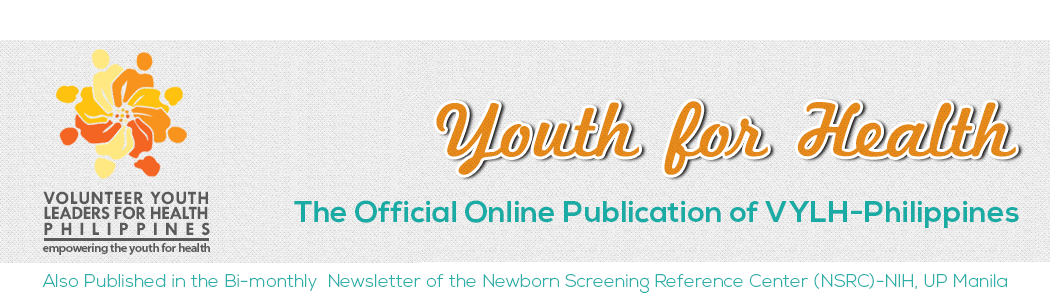 Youth for Health: The Official Blog of VYLH-Philippines