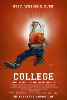 Watch College (2008) movie free online