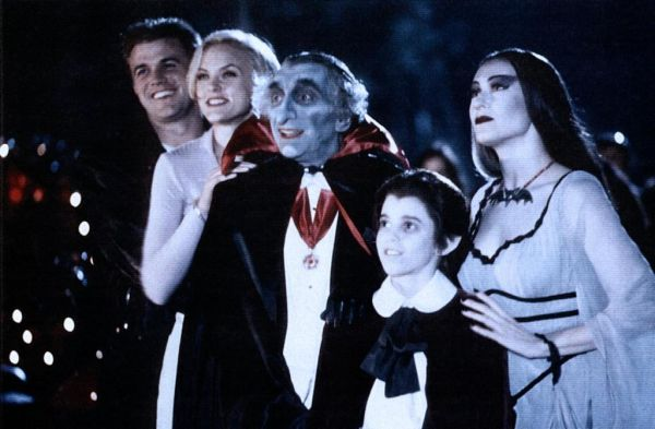 Christmas TV History: The Munsters' Scary Little Christmas (1996)