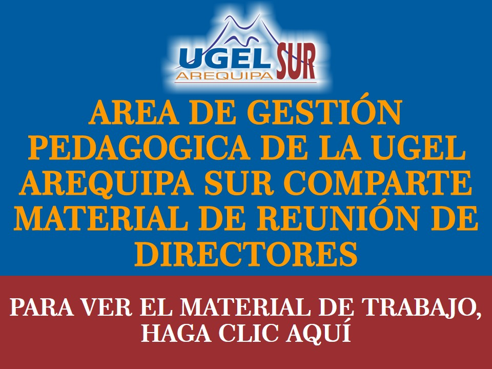 MATERIAL DE AGP 2018