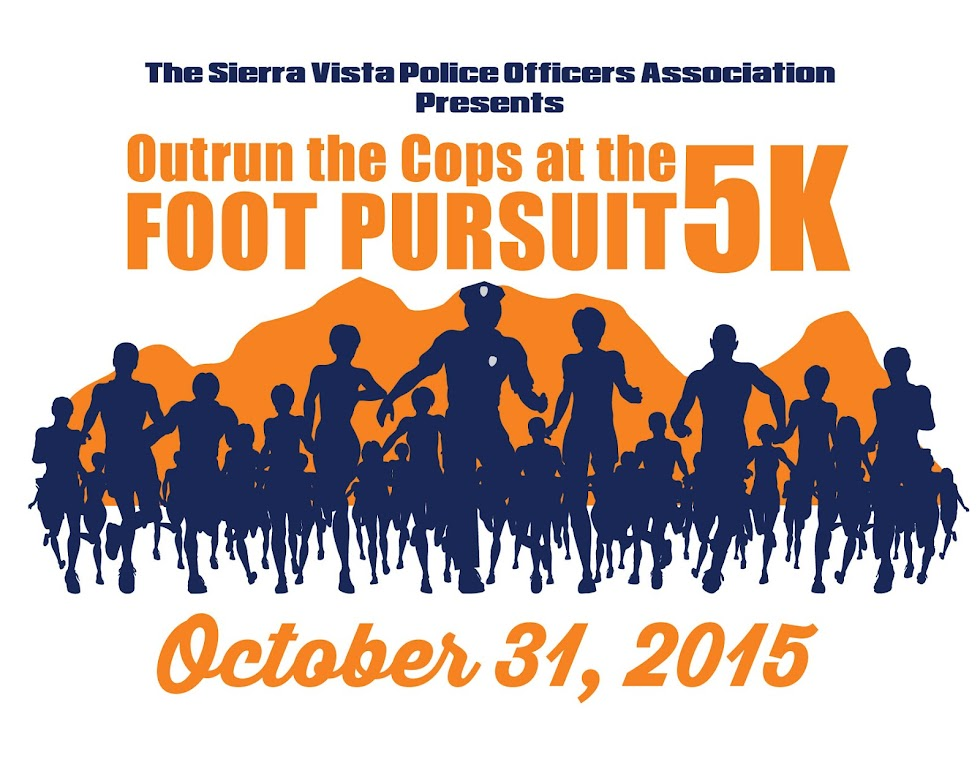 Foot Pursuit 5K