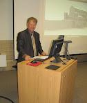 Διάλεξη στο πανεπιστήμιο του Notre Dame στην Πολιτεία Ιντιάνα Η.Π.Α., στις 22 Νοεμβρίου 2010
