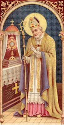 St. Alphonsus Liguori.