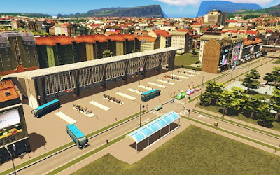 Cities Skylines After Dark-CODEX FOR PC TERBARU screenshot 1