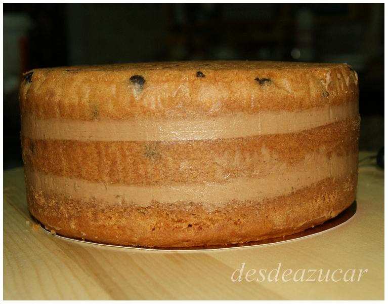 receta, desdeazucar, madeira sponge cake, MSC, tartas fondant Sevilla