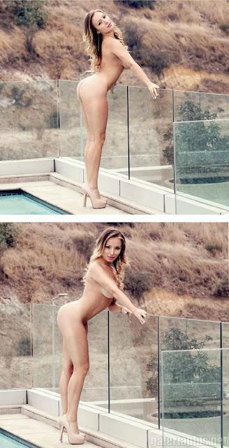 Daniella Chavez Revista Playboy México Julio 2015