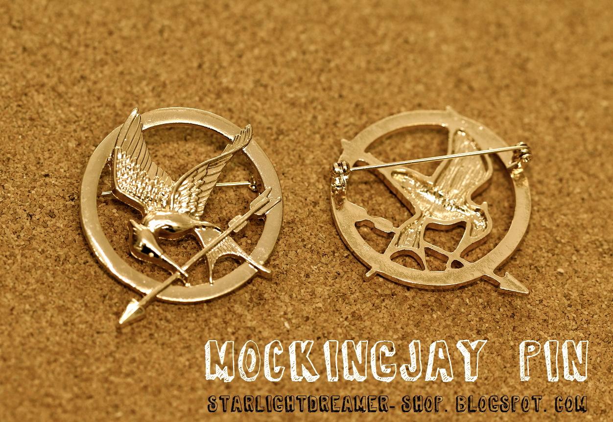 Mockingjay pin starlight dreamer mockingjay pin buycottarizona Gallery