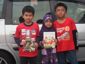 Hakimi,Hafizi & Aina