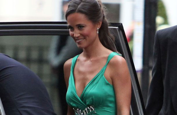 Pippa Middleton hot video