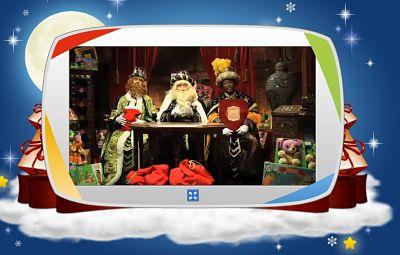 video personalizado reyes magos