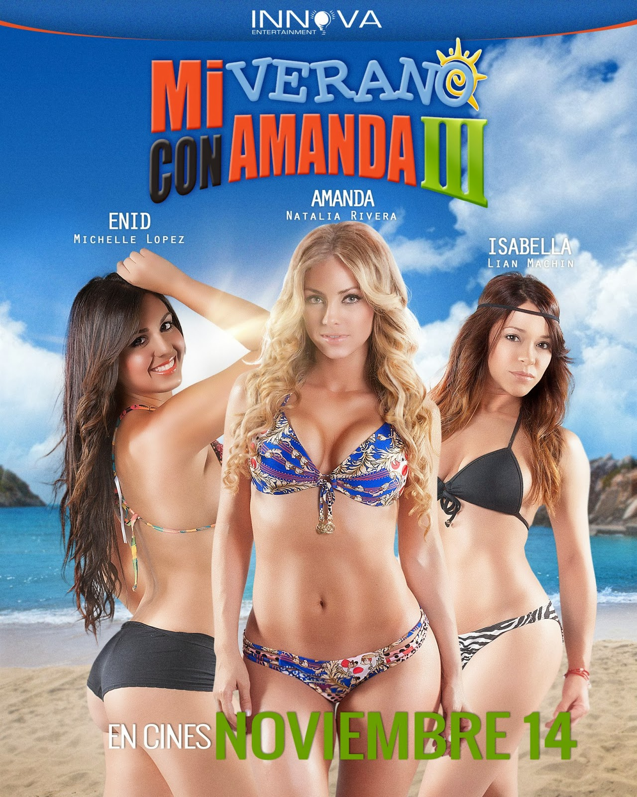 Mi verano con Amanda 3 (2013) Online