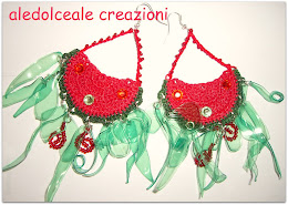 "orecchini ""Watermelon Party"""