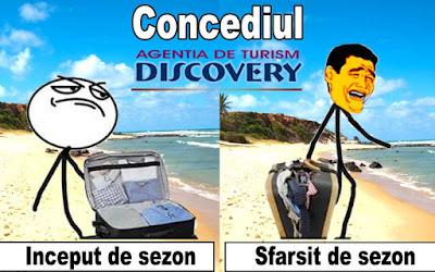 Agentia de Turism Discovery Pitesti
