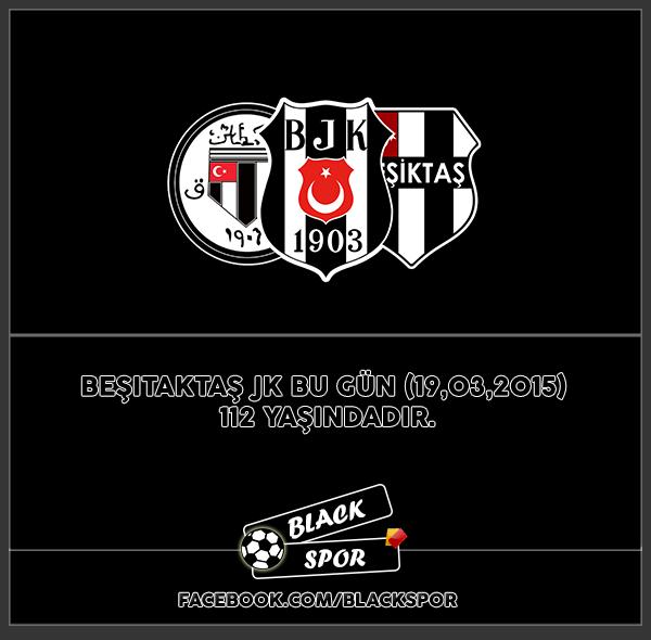 Beşiktaş 112 Yaşında !