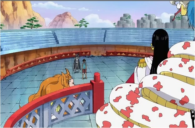 One Piece Episode 415 Subtitle Indonesia