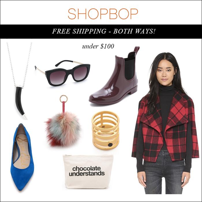 plaid poncho, rain boots, pom pom keychain, prada sunglasses