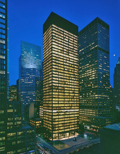 Seagram Building in New York