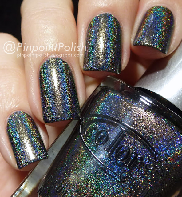 Beyond, Color Club, Halo Hues, Swatch