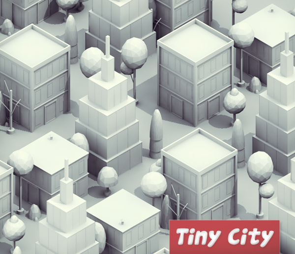 Tinnagon Unchitti. hihstudio. Tiny City
