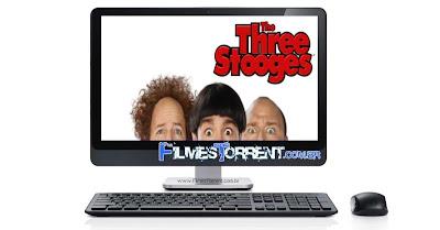 Baixar Filme Os+Tr%C3%AAs+Patetas+(The+Three+Stooges) Os Três Patetas (The Three Stooges) (2012) DVDRip XviD Legendado torrent