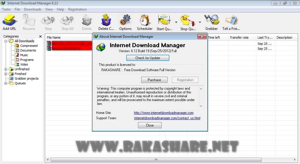 IDM 630 Build 8 Registered 32bit + 64bit Patch Torrent