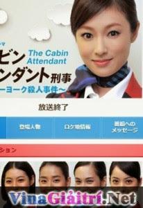 Cô Tiếp Viên Hàng Không - The Cabin Attendant
