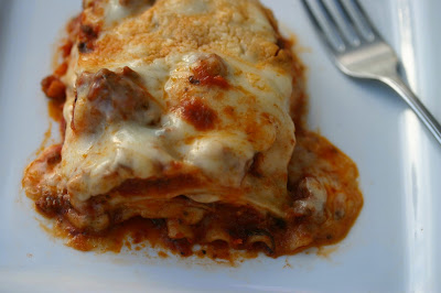 Mushrooms and meat lasagna Yummy and tasty food,Complete meal,Recipe in english