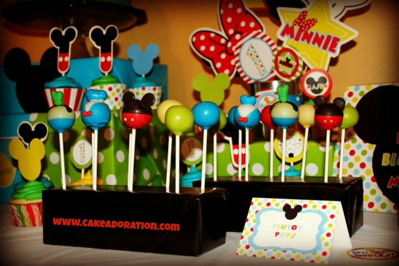 Mickey Mouse Cake 2 House Of Cakes Dubai | Apps Directories
