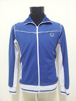 FRED PERRY TRACK JACKET 5