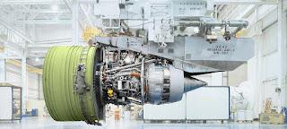 Motor GE 90