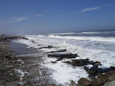 Buenos Aires y la erosión costera en la Libertad