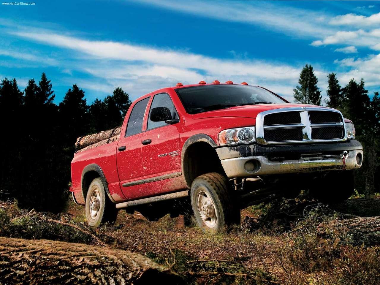 2005 Dodge Ram Power Wagon