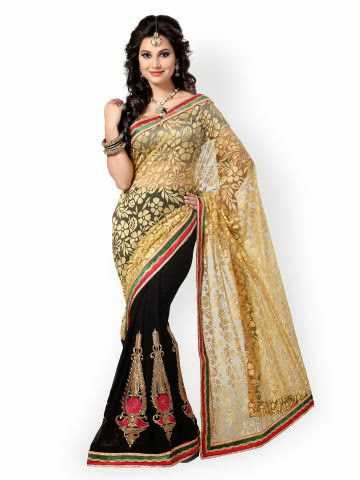 Buy Ishin Women's sarees and kurti's Upto 50% Off or more only