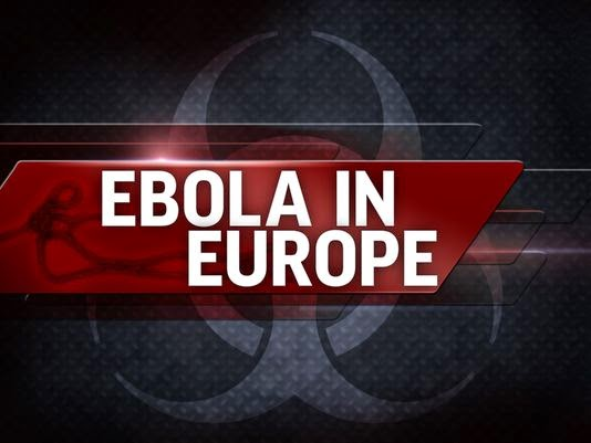 Panic in Lagos Airport Over Ebola Cases in Europe, US