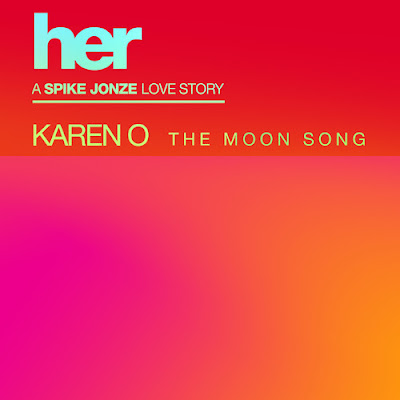 "KAREN O (Yeah Yeah Yeahs) ""The Moon Song"""