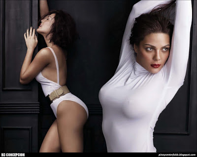 KC Concepcion In Rogue 2